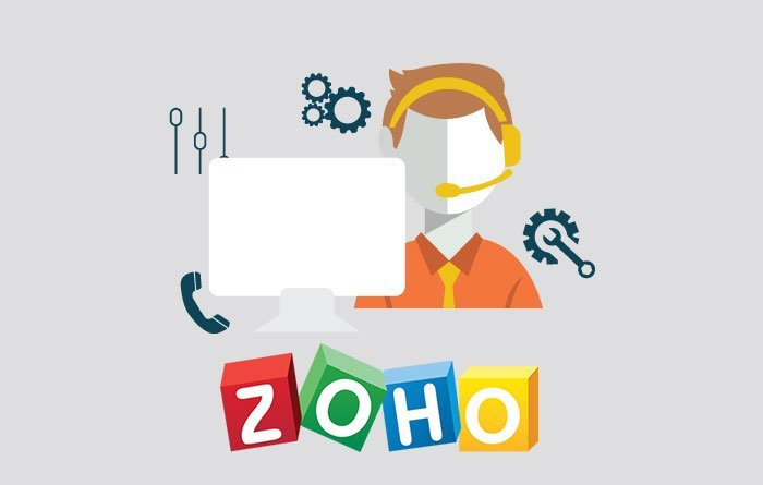 zoho support services in Canada
