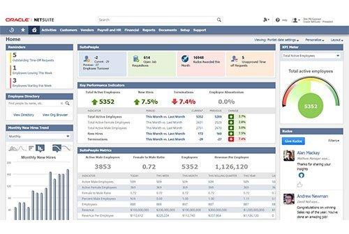 NetSuite ERP For The Enterprise
